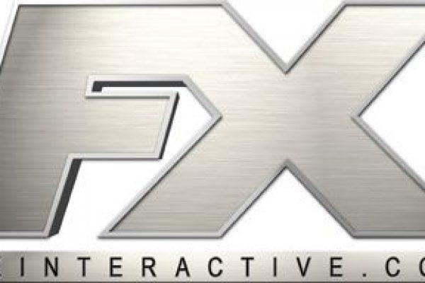 Logo FX white